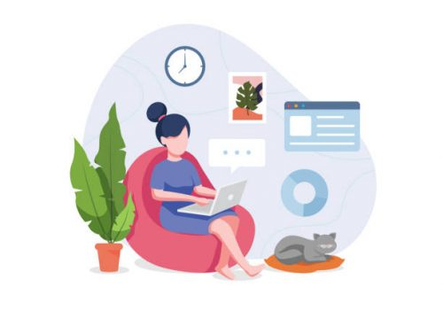 home-based works